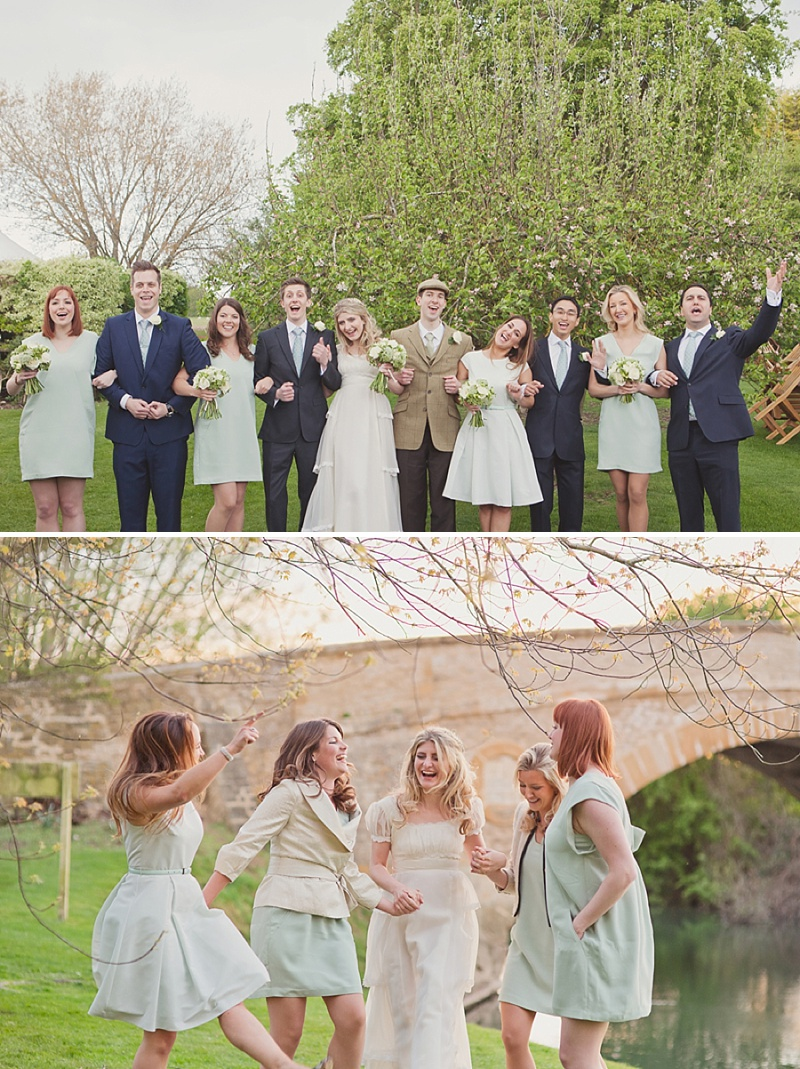 31dd76ff43f A Countryside Fair Themed Wedding at The Trout Inn Oxfordshire