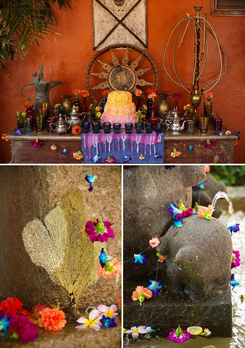 A bohemian beach destination wedding inspiration shoot in Turks & Caicosby Brilliant Studios_0066