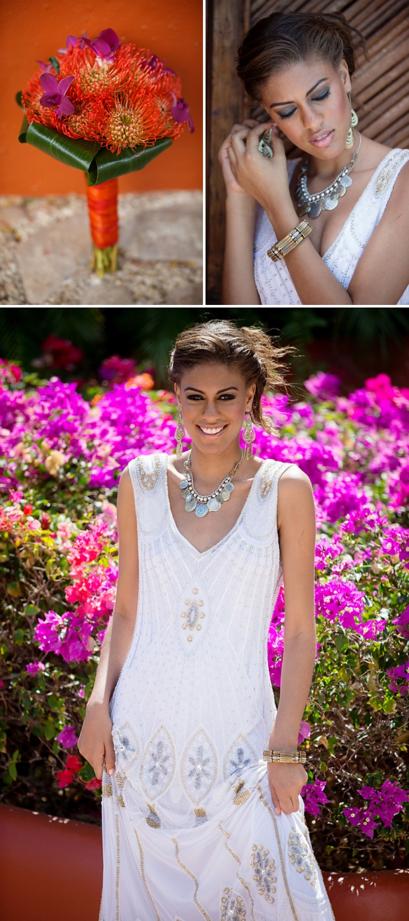 A bohemian beach destination wedding inspiration shoot in Turks & Caicosby Brilliant Studios_0073