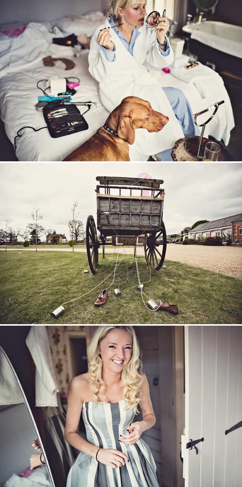A festival vintage inspired wedding at Cliff Barns in Norfolk by Anna Clarke Photography_0080