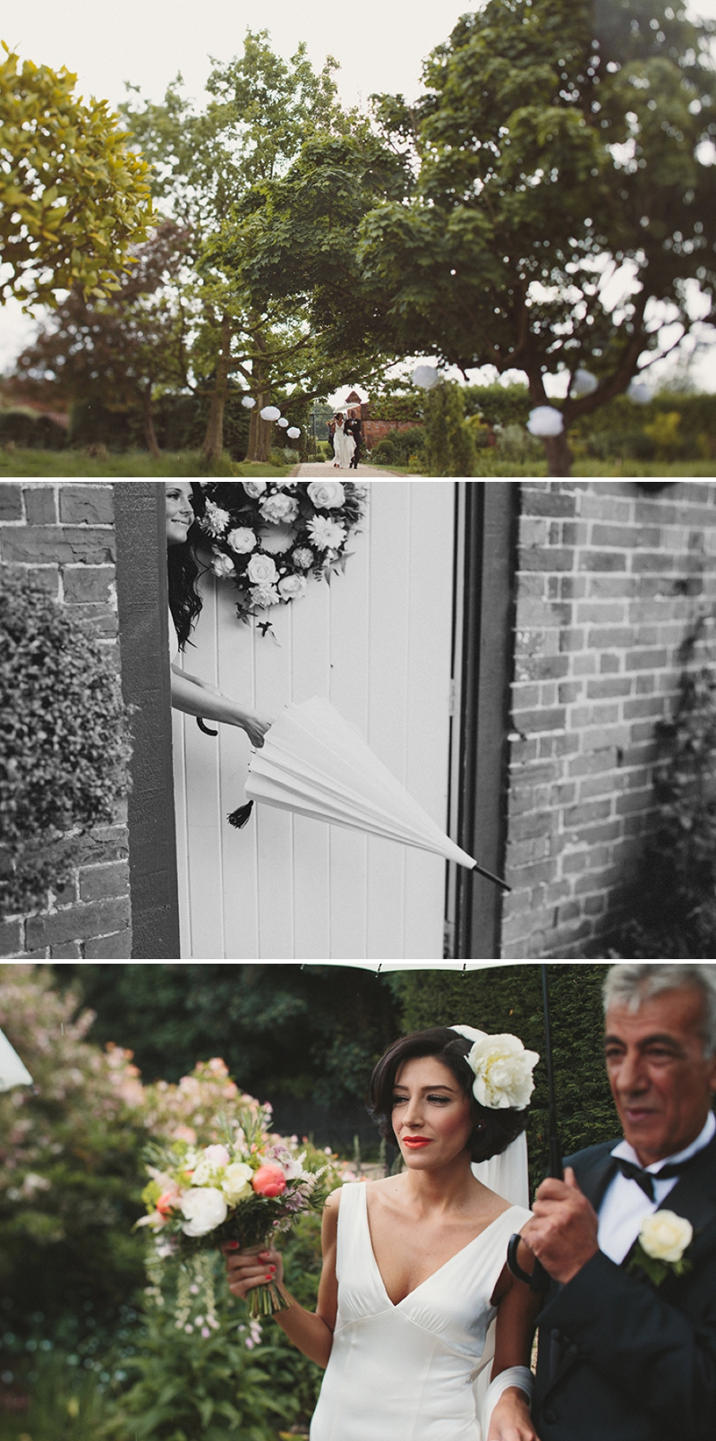 A Rock N Roll wedding at Gaynes Park Barns with a Mae Belle and Bunty bridal gown_0161
