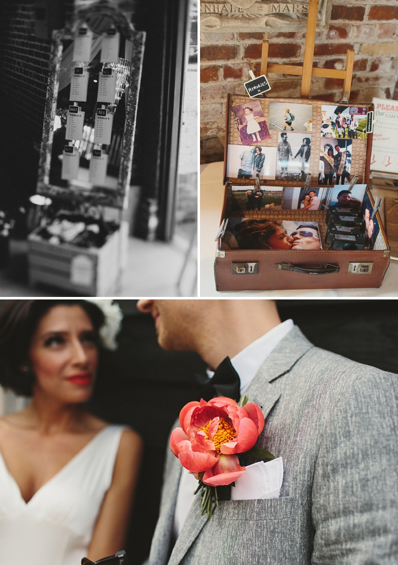 A Rock N Roll wedding at Gaynes Park Barns with a Mae Belle and Bunty bridal gown_0166