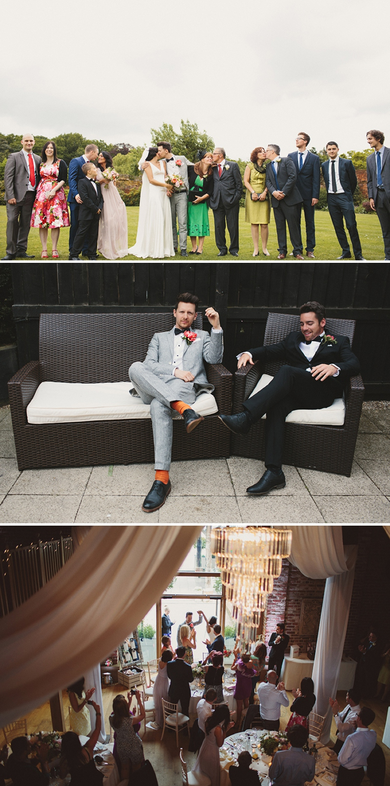 A Rock N Roll wedding at Gaynes Park Barns with a Mae Belle and Bunty bridal gown_0169