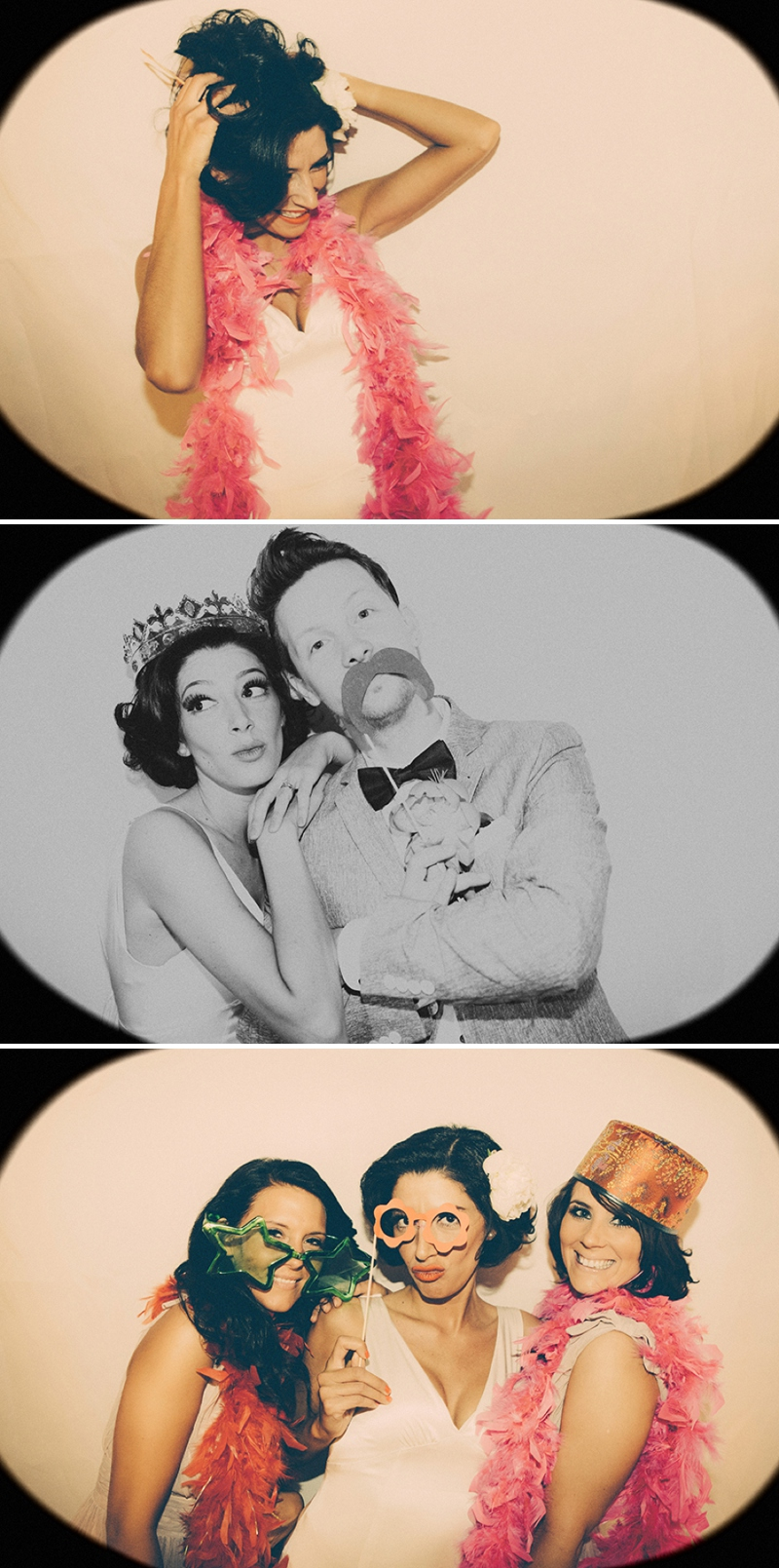 A Rock N Roll wedding at Gaynes Park Barns with a Mae Belle and Bunty bridal gown_0172