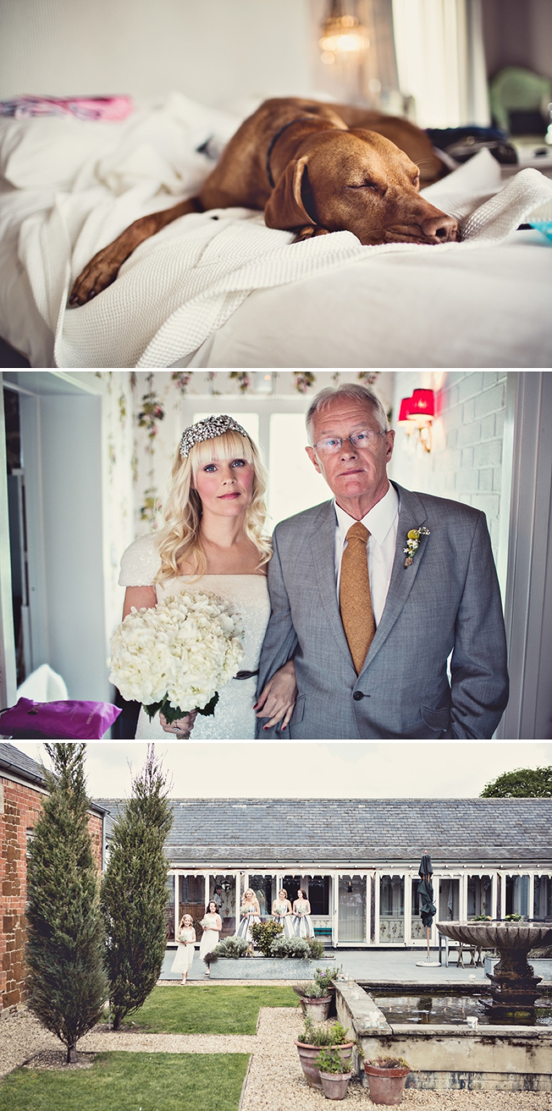 A festival vintage inspired wedding at Cliff Barns in Norfolk by Anna Clarke Photography_0082