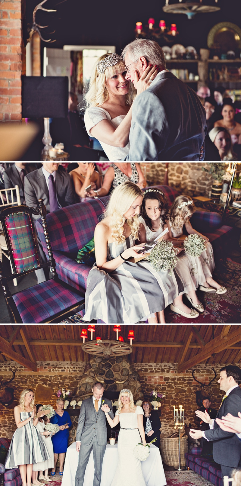 A festival vintage inspired wedding at Cliff Barns in Norfolk by Anna Clarke Photography_0086