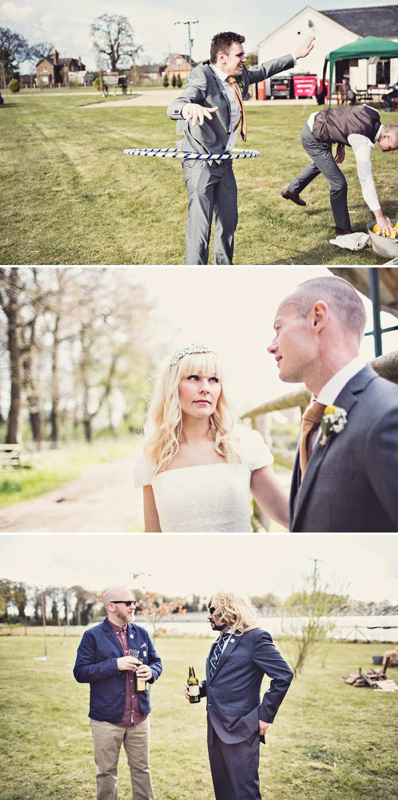 A festival vintage inspired wedding at Cliff Barns in Norfolk by Anna Clarke Photography_0090
