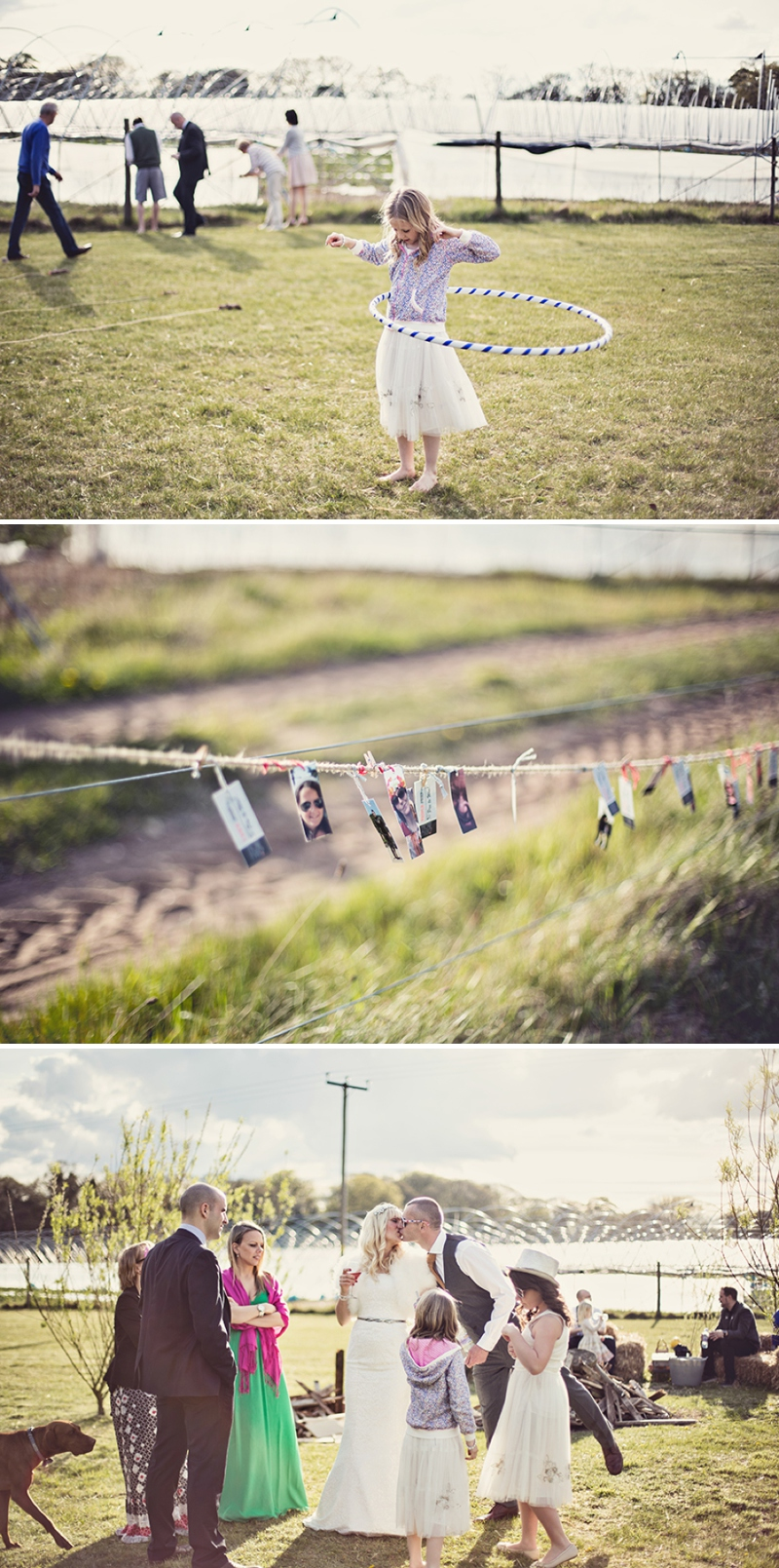 A festival vintage inspired wedding at Cliff Barns in Norfolk by Anna Clarke Photography_0093
