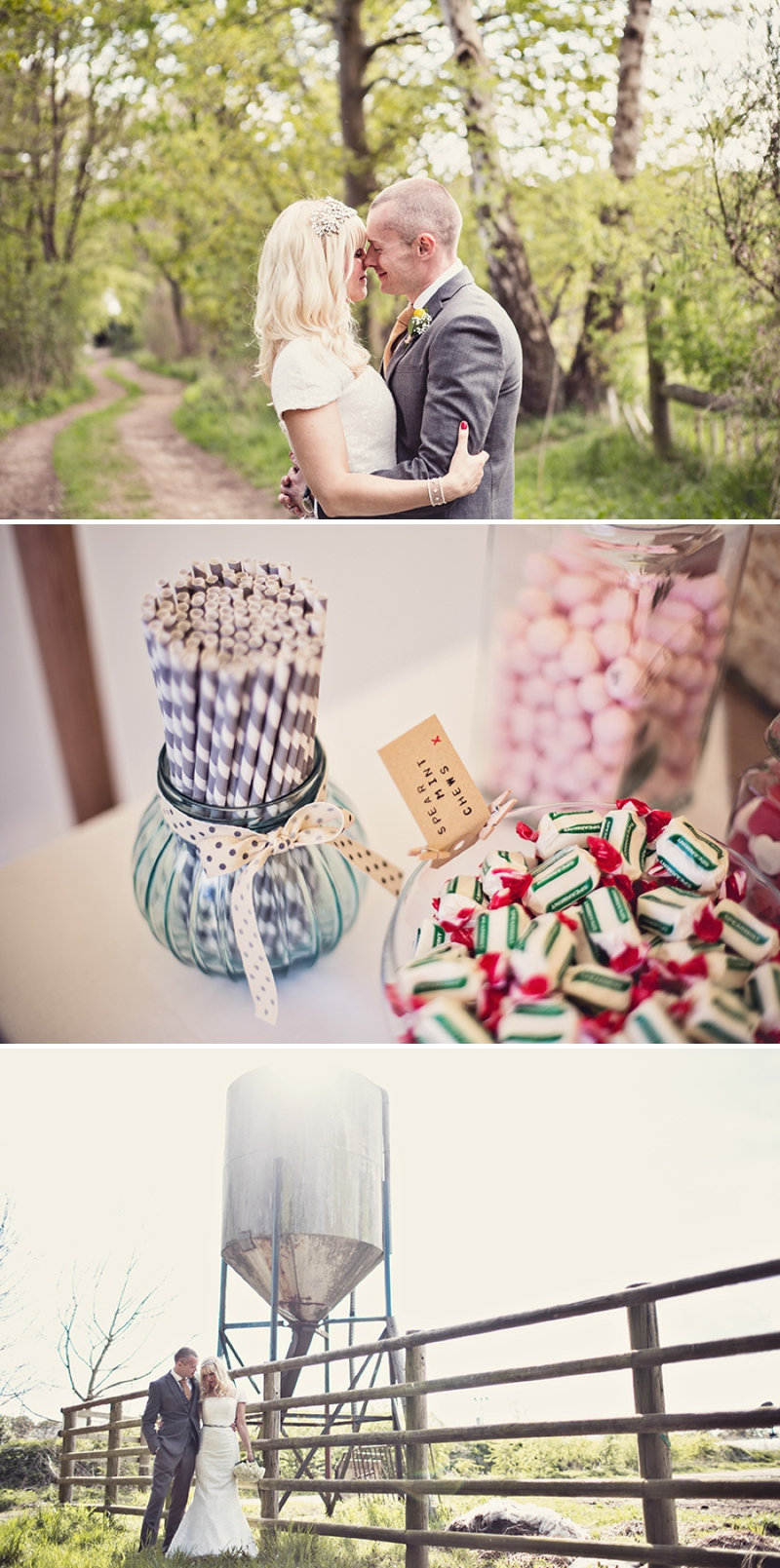 A festival vintage inspired wedding at Cliff Barns in Norfolk by Anna Clarke Photography_0094