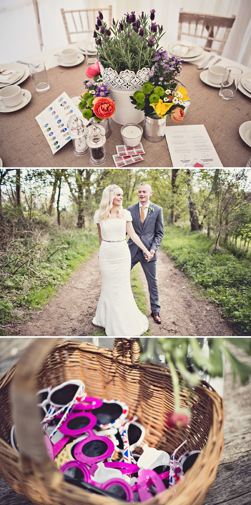 A festival vintage inspired wedding at Cliff Barns in Norfolk by Anna Clarke Photography_0095