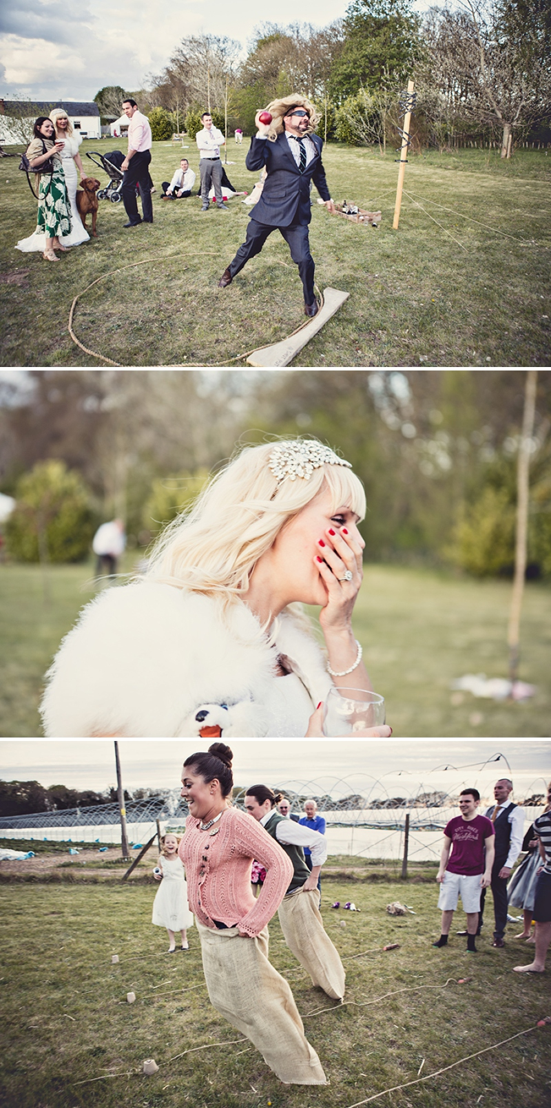 A festival vintage inspired wedding at Cliff Barns in Norfolk by Anna Clarke Photography_0097