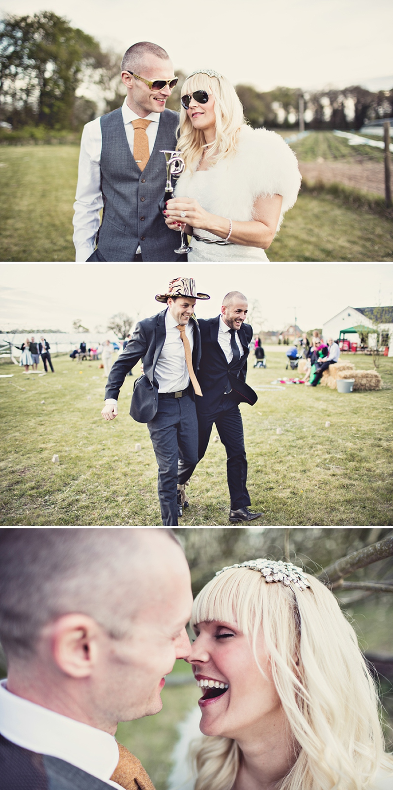 A festival vintage inspired wedding at Cliff Barns in Norfolk by Anna Clarke Photography_0101