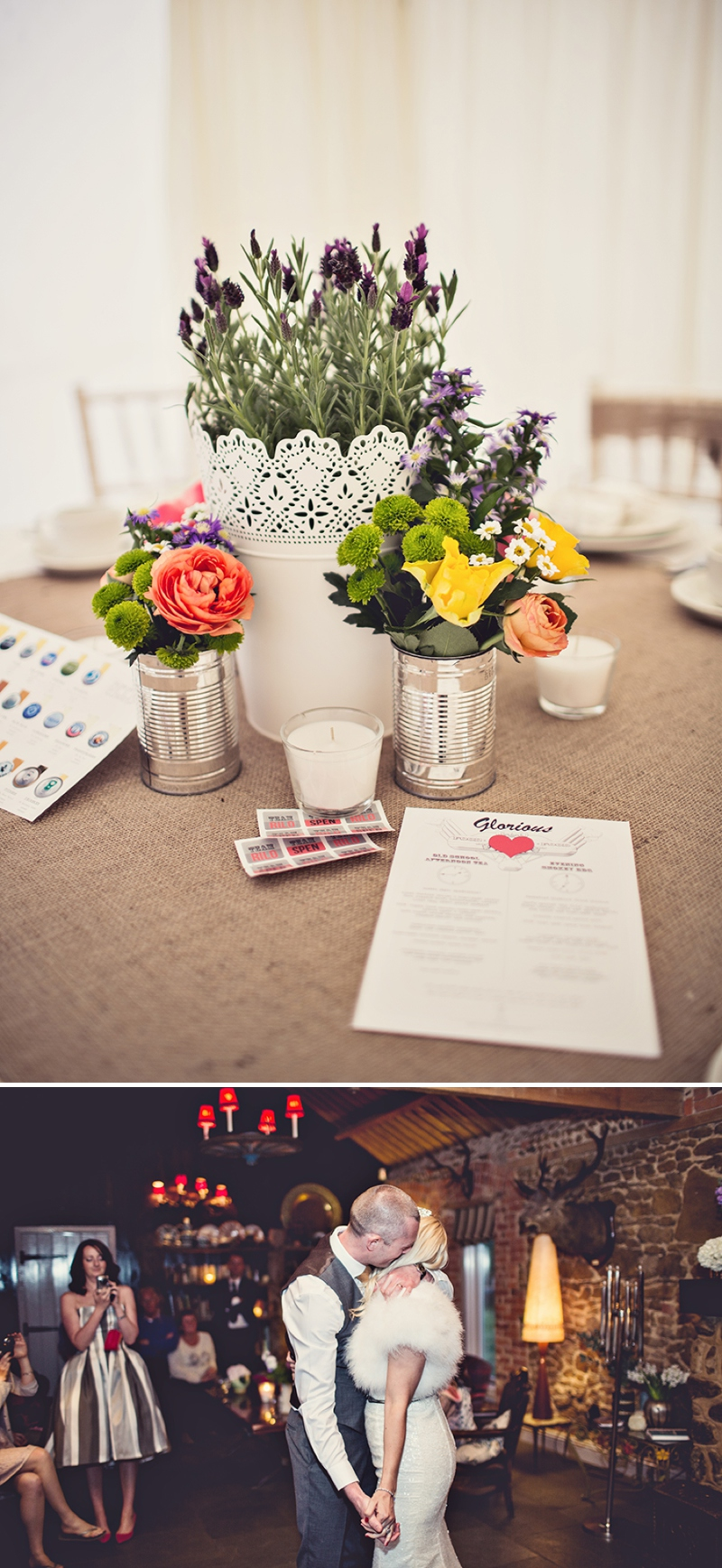 A festival vintage inspired wedding at Cliff Barns in Norfolk by Anna Clarke Photography_0103