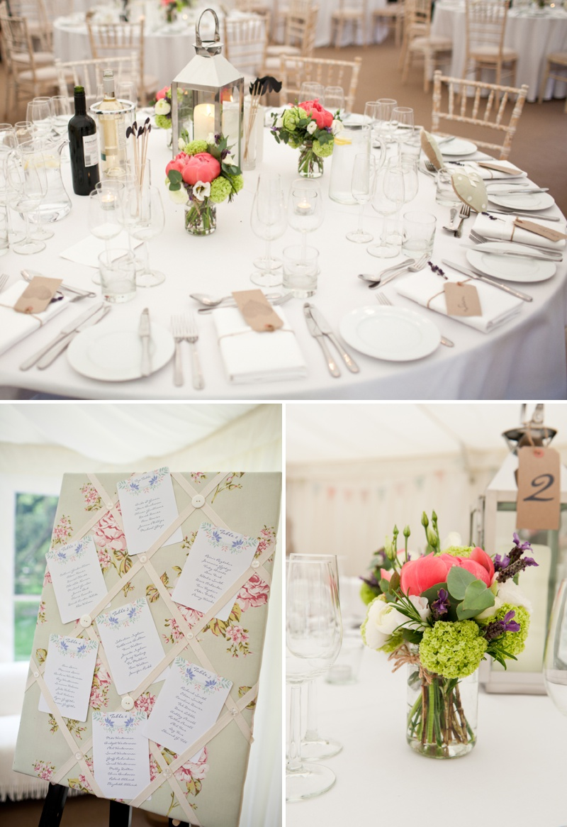 An Elegant English Country Wedding At Iscoyd Park With A