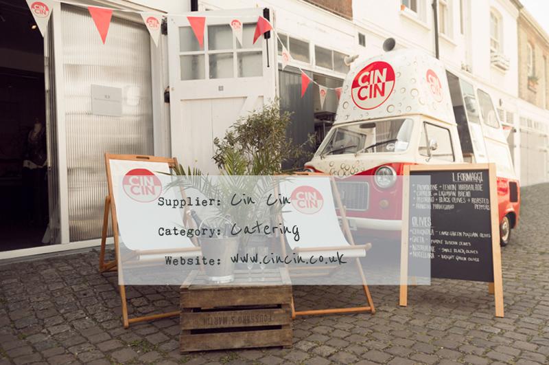 Cin-Cin-Catering