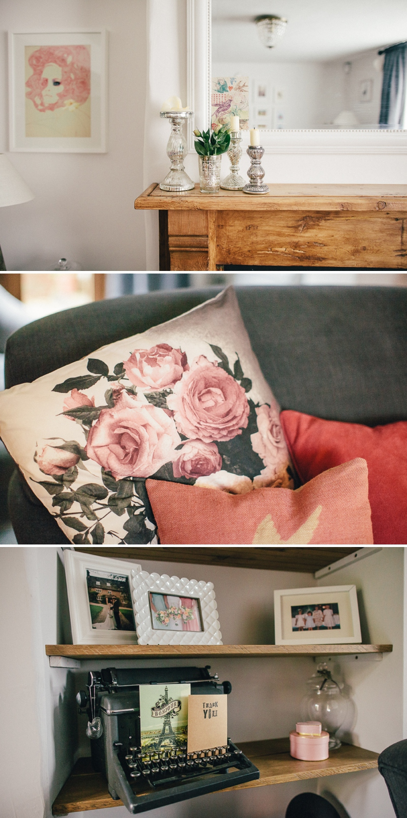vintage typewriter home decor Archives - ROCK MY WEDDING | UK ...