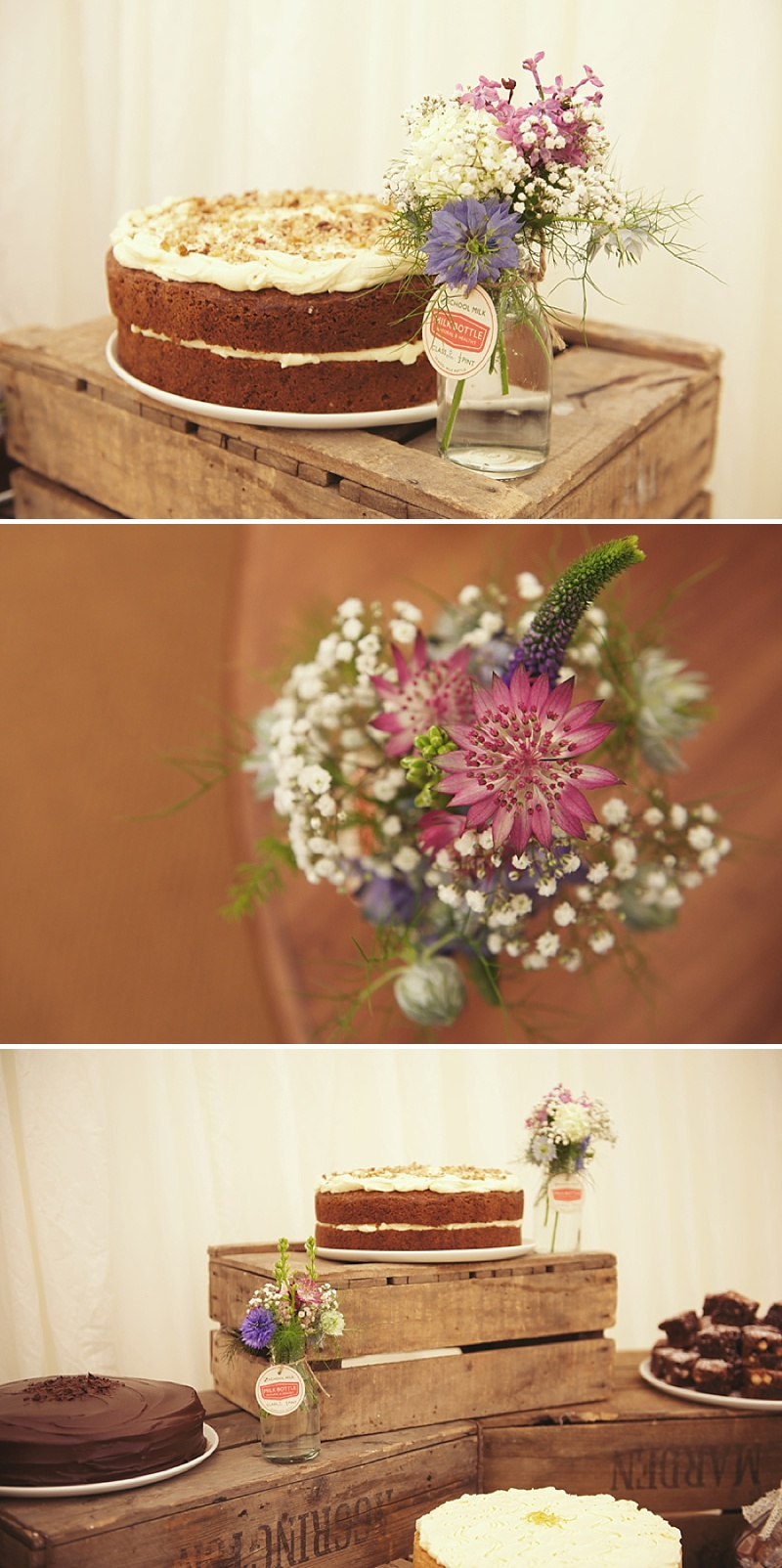 Garden Party Themed Wedding At The Secret Garden, Kent, Bride InTatyana Merenyuk, Images By Rebecca Douglas_0011