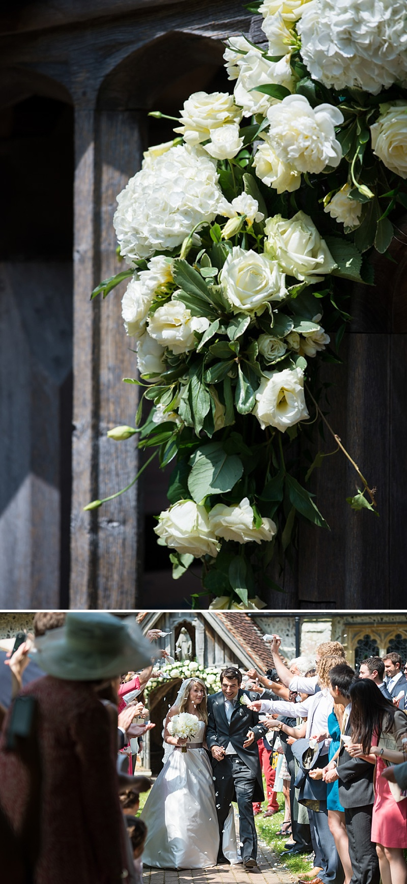 Ivory And Grey Themed Wedding At Birling Manor, Sussex, Bride In Opulence by Suzanne Neville, Images By Especially Amy_0004