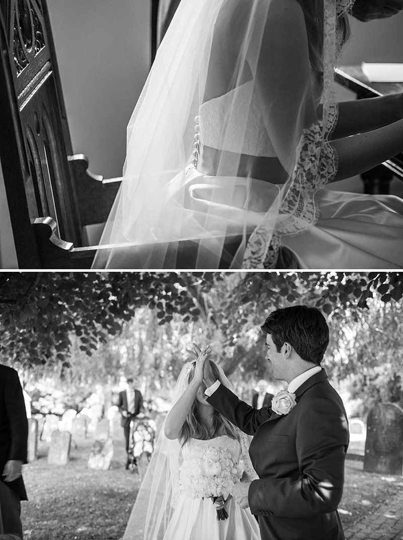 Ivory And Grey Themed Wedding At Birling Manor, Sussex, Bride In Opulence by Suzanne Neville, Images By Especially Amy_0005