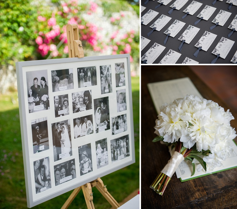 Ivory And Grey Themed Wedding At Birling Manor, Sussex, Bride In Opulence by Suzanne Neville, Images By Especially Amy_0006