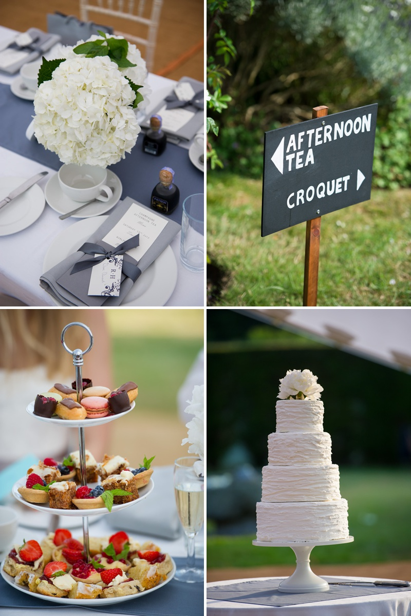 Ivory And Grey Themed Wedding At Birling Manor, Sussex, Bride In Opulence by Suzanne Neville, Images By Especially Amy_0015