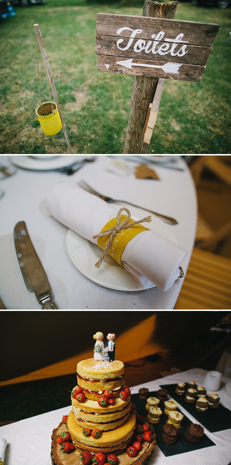 Rustic Tipi Wedding With Yellow Details In Shropshire, Bride In Sienna By Sassi Holford, Images By Chris Barber_0014