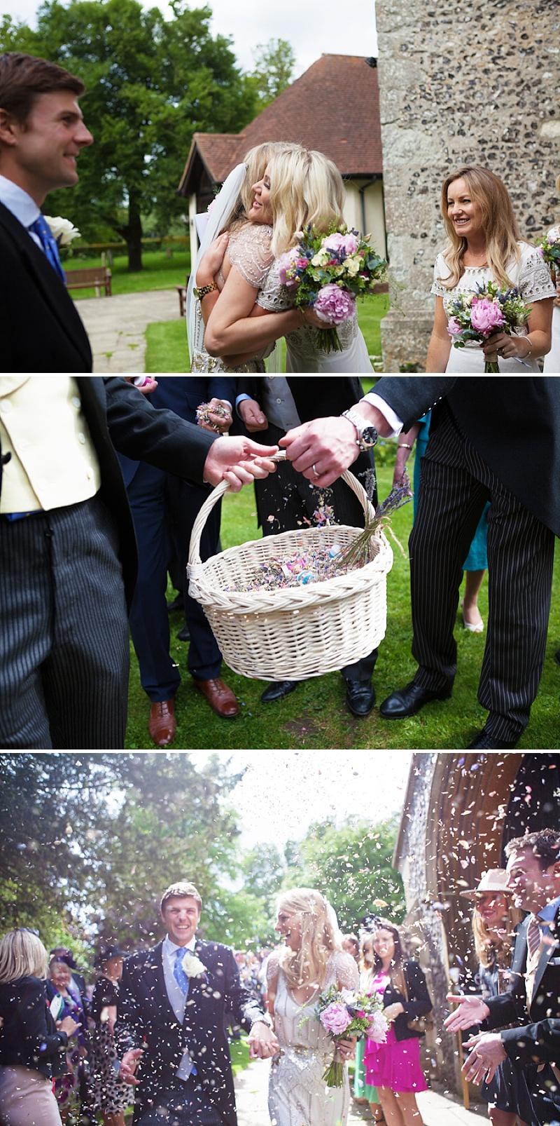 Summer Garden Party Wedding In Hertfordshire, Bride In Jenny Packham Eden Gown, Images by Annamarie Stepney_0009