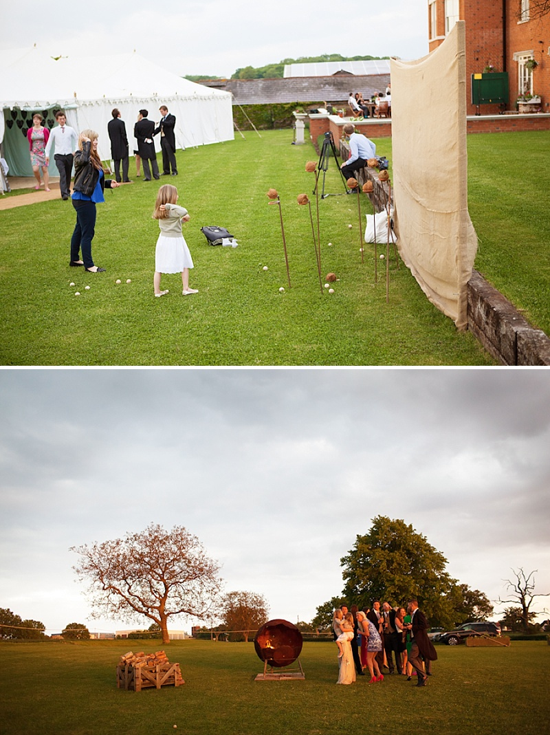 Summer Garden Party Wedding In Hertfordshire, Bride In Jenny Packham Eden Gown, Images by Annamarie Stepney_0013