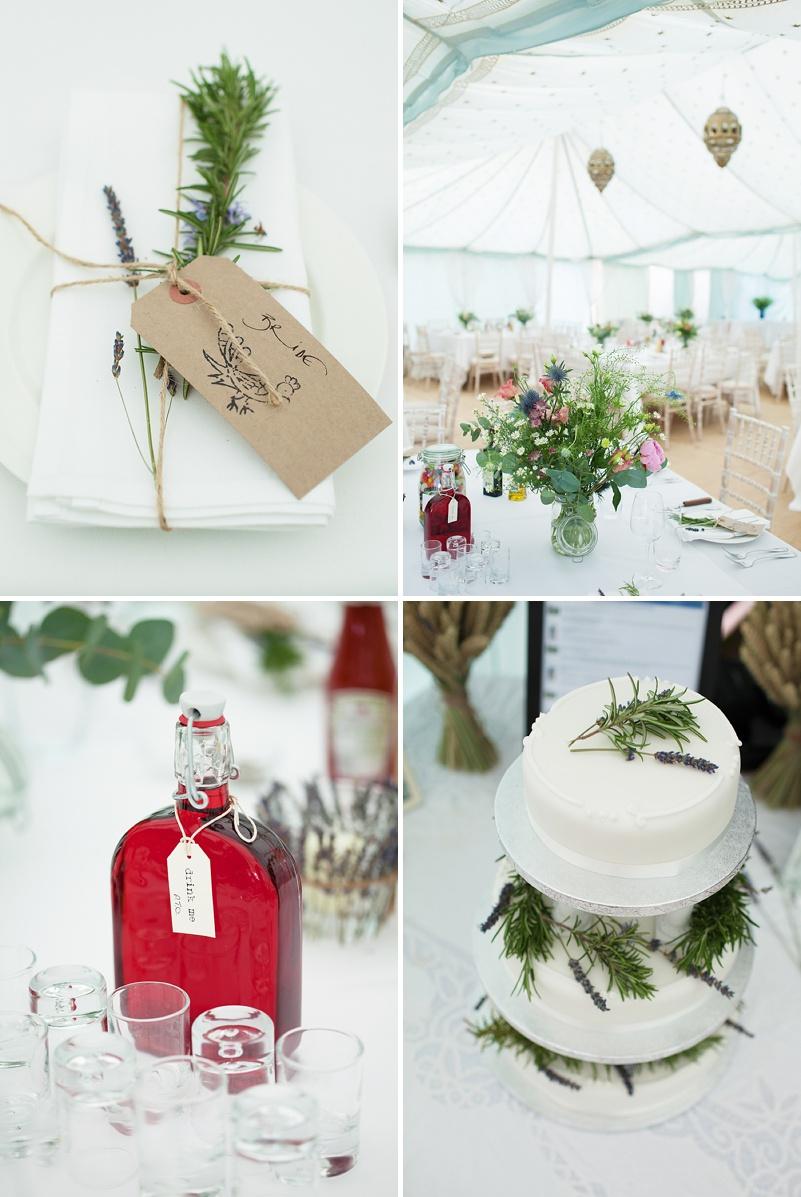Summer Garden Party Wedding In Hertfordshire, Bride In Jenny Packham Eden Gown, Images by Annamarie Stepney_0014