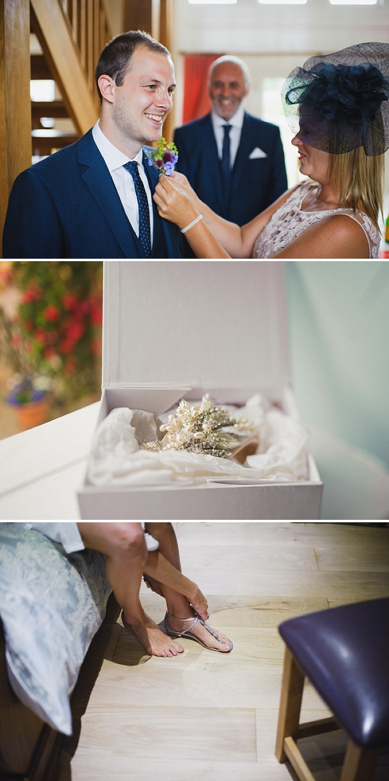 Vintage Inspired Barn Wedding At The Ferry House Inn Kent, Bride In Balta By Pronovias, Images By Hannah-May_0001