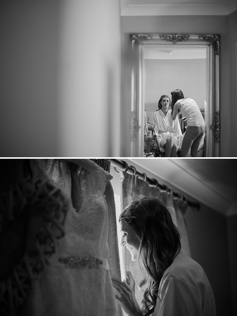 Vintage Inspired Barn Wedding At The Ferry House Inn Kent, Bride In Balta By Pronovias, Images By Hannah-May_0002