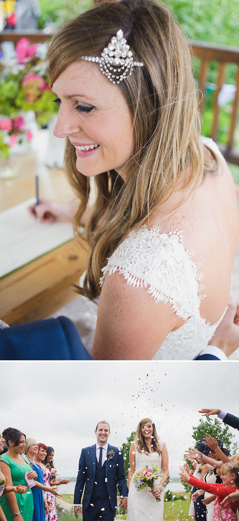 Vintage Inspired Barn Wedding At The Ferry House Inn Kent, Bride In Balta By Pronovias, Images By Hannah-May_0006
