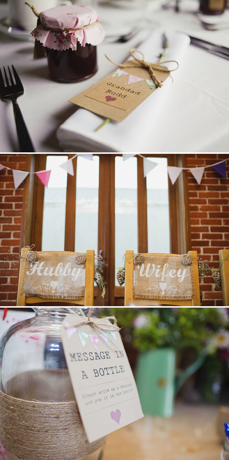 Vintage Inspired Barn Wedding At The Ferry House Inn Kent, Bride In Balta By Pronovias, Images By Hannah-May_0009