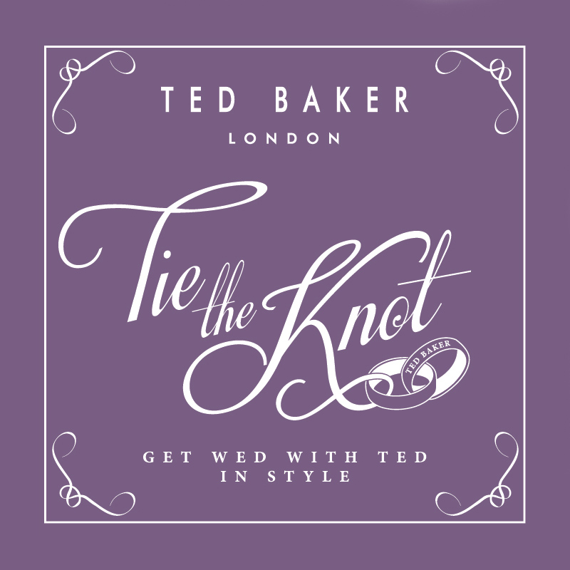tie the knot with ted