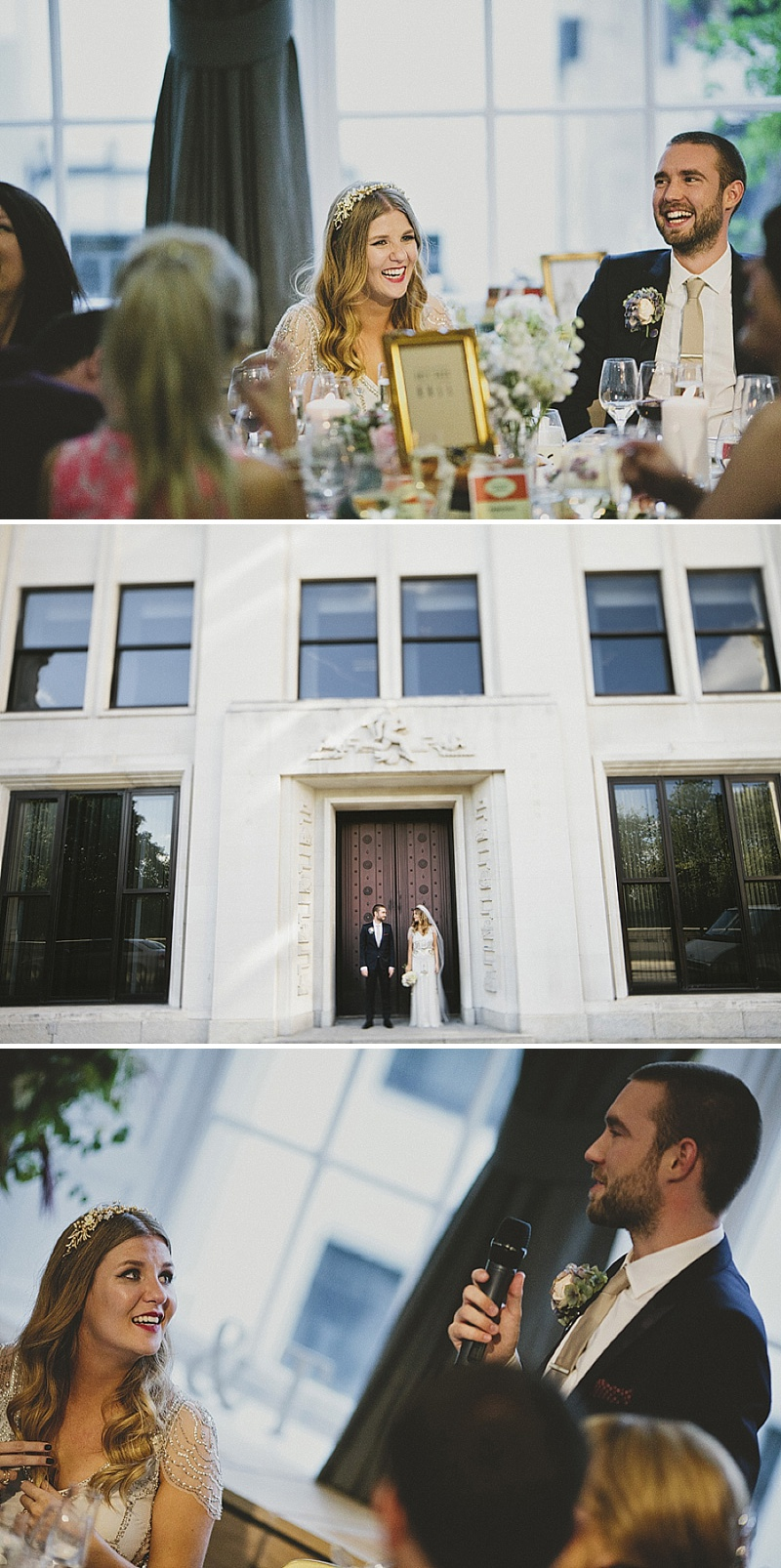 30s Inspired London Wedding At The Royal Society Of Arts With Bride In Eden By Jenny Packham And Groom In Navy Suit From The Kooples Images By John Day Photography With The Rolling Stoned Tribute Band_0013