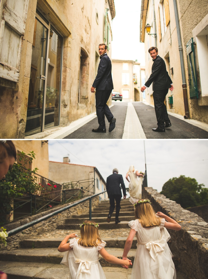 Chateau de pennautier wedding invitations