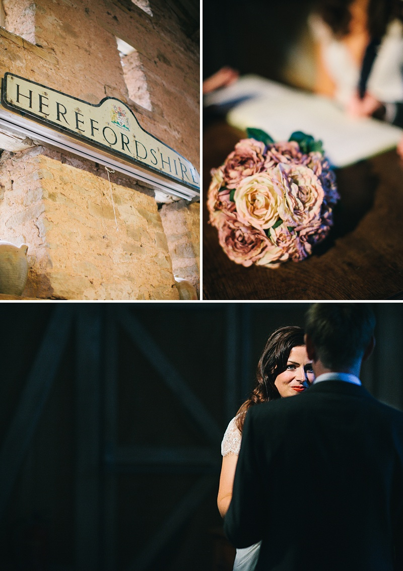 A Vintage inspired Midlands Wedding At Lyde Court With Jenny Packham Dress._0006