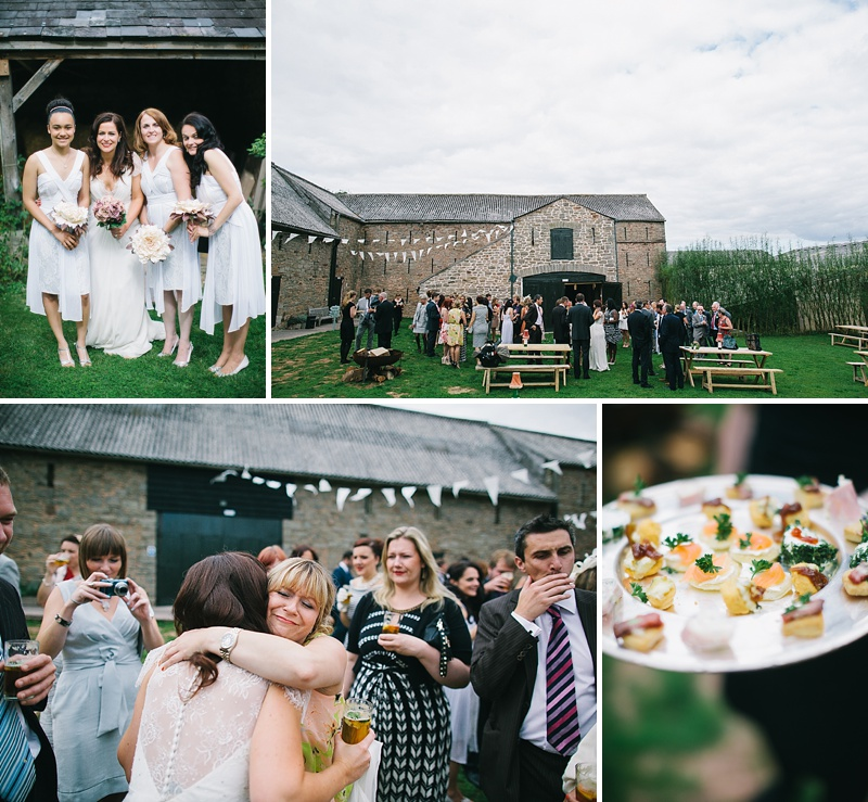 A Vintage inspired Midlands Wedding At Lyde Court With Jenny Packham Dress._0008