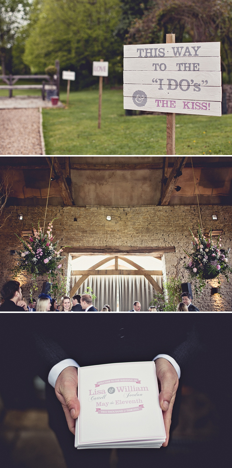 A pretty wedding at Cripps Barn by Anna Clarke photography with a lace pronovias dress_0302