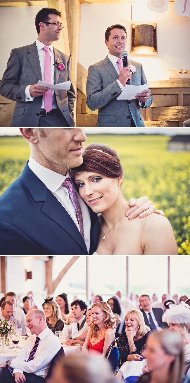 A pretty wedding at Cripps Barn by Anna Clarke photography with a lace pronovias dress_0319