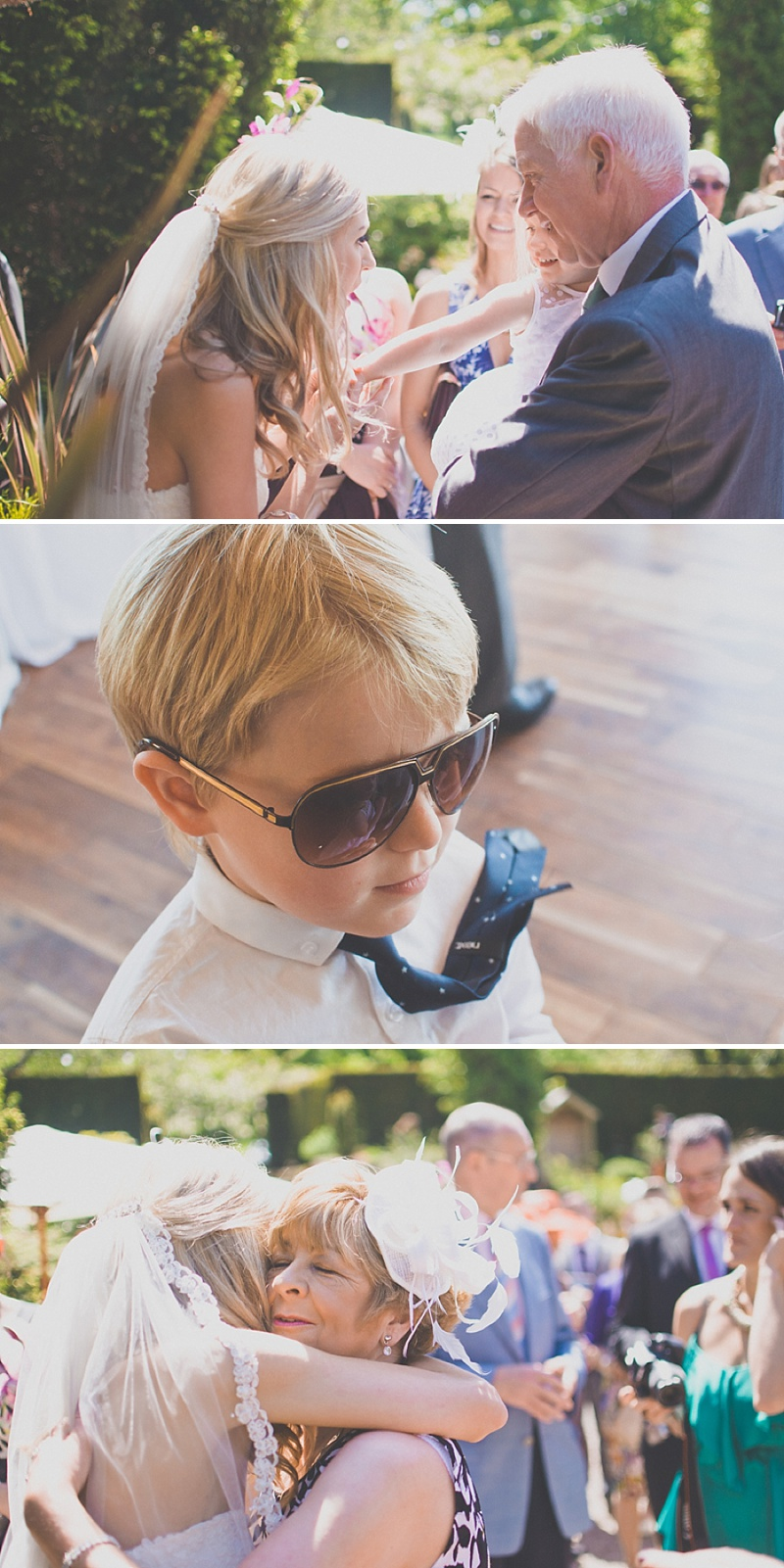 An Elegant White Themed Wedding At The Ness Botanic Gardens With Bride In Champagne From Blue By Enzoani With Aldo 'Corinne' Shoes Images By Rivington Photography_0008