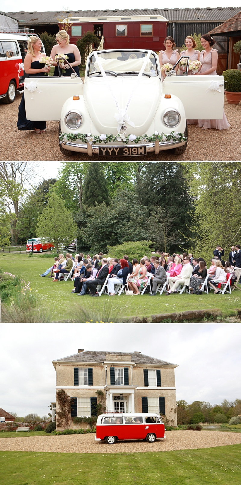 An Outdoor english Wedding At Preston Court In Canterbury With Pronovias Dress_0007