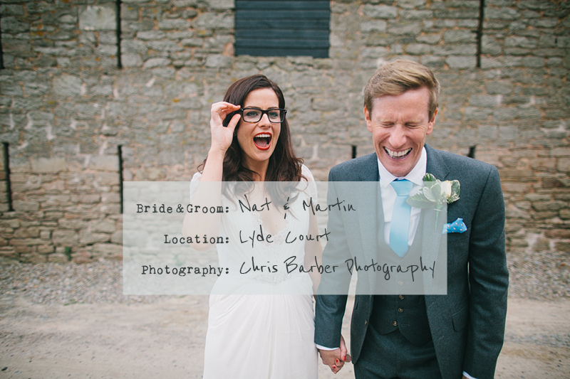 Cover-A-Vintage-inspired-Midlands-Wedding-At-Lyde-Court-With-Jenny-Packham-Dress