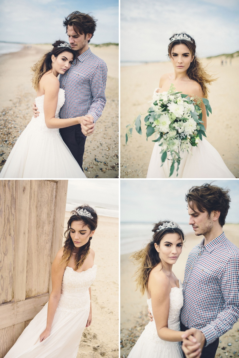 Mermaid wedding inspiration at Camber Sands by Gary Lashmar_0243