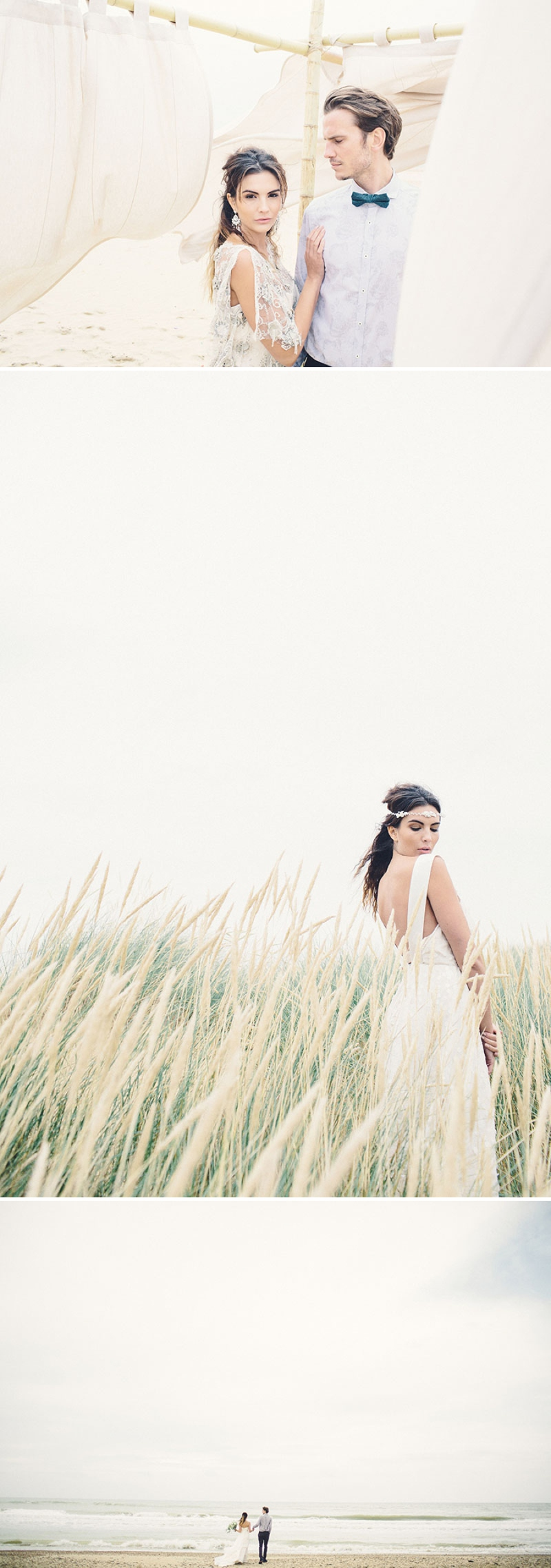 Mermaid wedding inspiration at Camber Sands by Gary Lashmar_0245