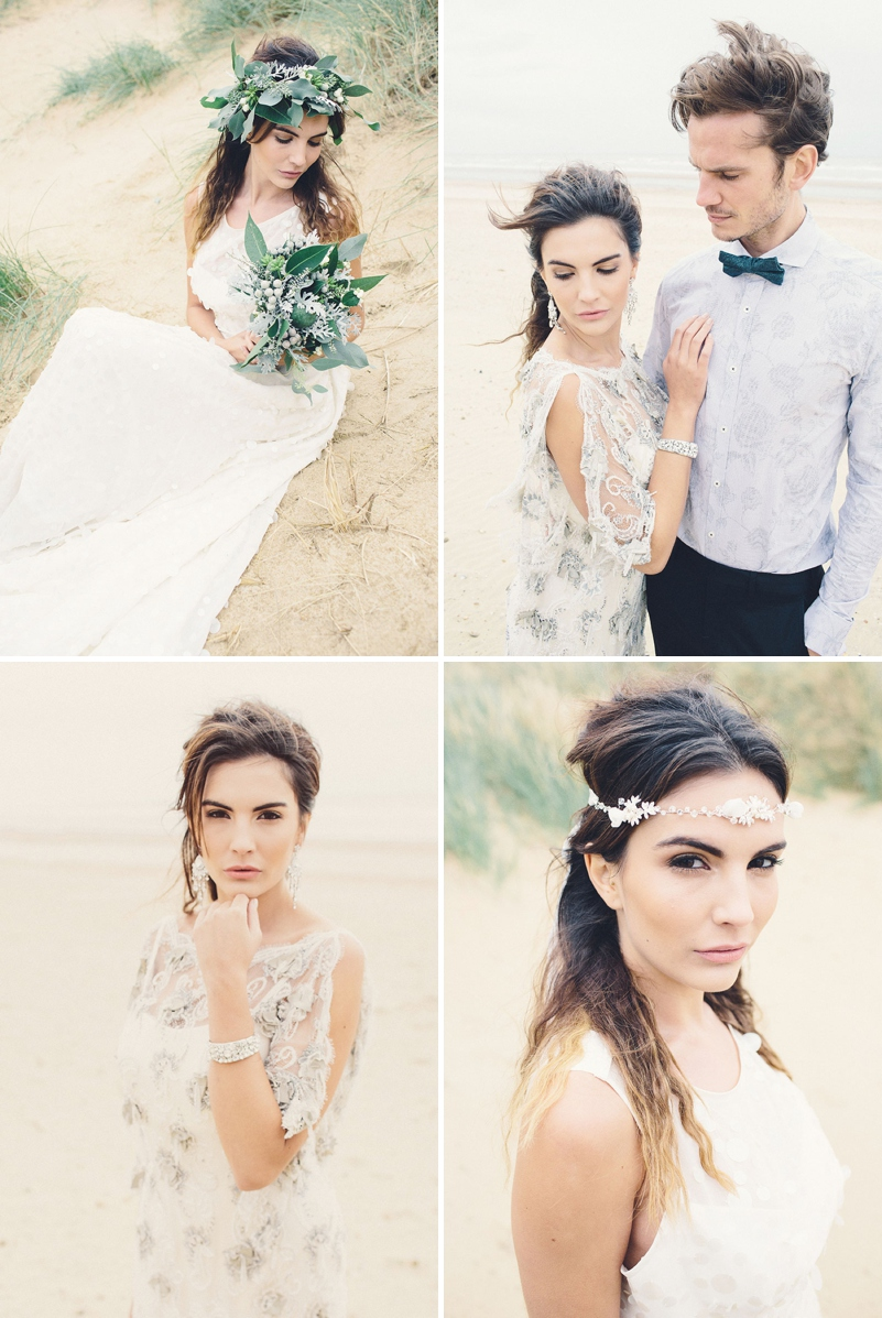 Mermaid wedding inspiration at Camber Sands by Gary Lashmar_0246