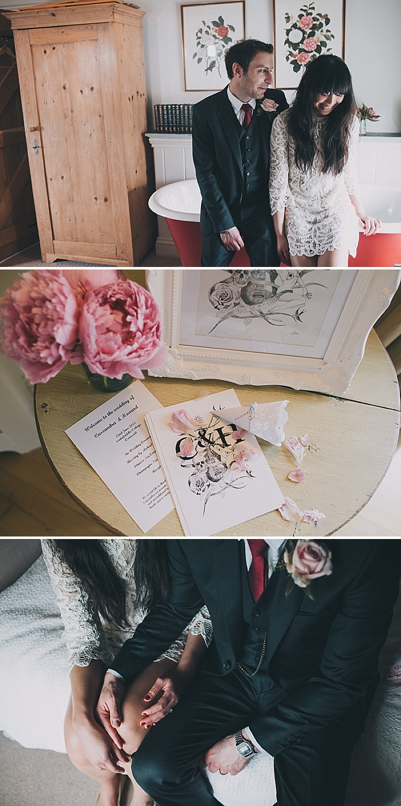 A stylish cornwall sornish wedding with a designer wedding dress by 3.1 Philip Lim_0434