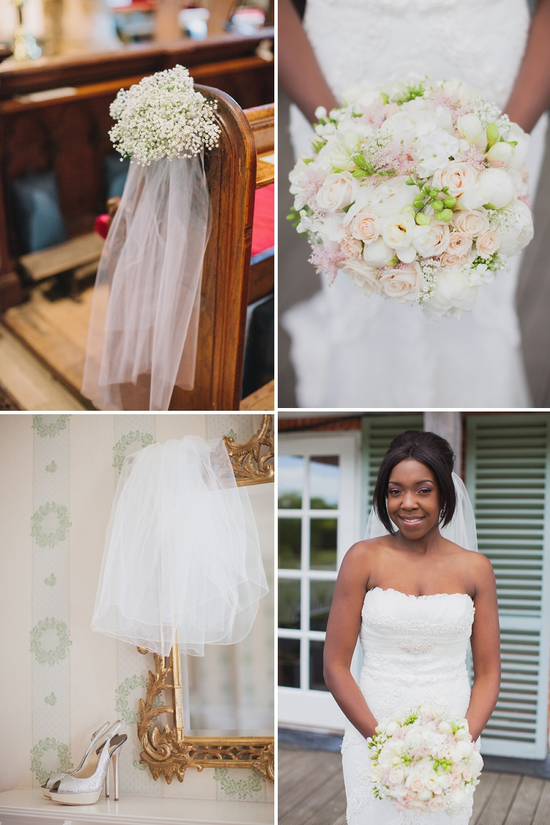 An Elegant Wedding In Dorset With Lilac Accents Bride In Dietrich By Pronovias With Vita By Jimmy Choo Sandals And Bridesmaids In Silver And Lilac Ghost Dresses Images By Hayley Savage_0003