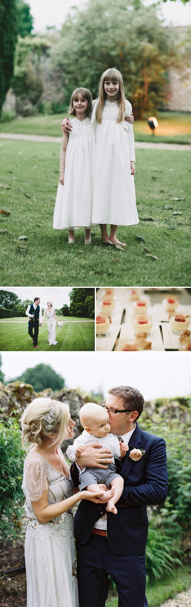 An English Country Garden And Art Deco Themed Wedding With A Jenny Packham Eden Dress At Notley Abbey And A Peony Bouquet._18