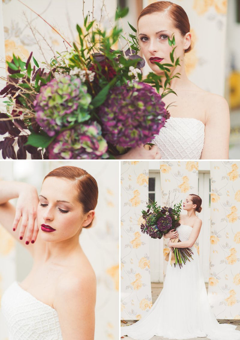 Autumn Fall Inspired Wedding Decor and Fashion Editorial by Rock My Wedding With Florals By Mrs Umbels, Make-up By Claire Salter Photographed By Rebekah J Murray._0005